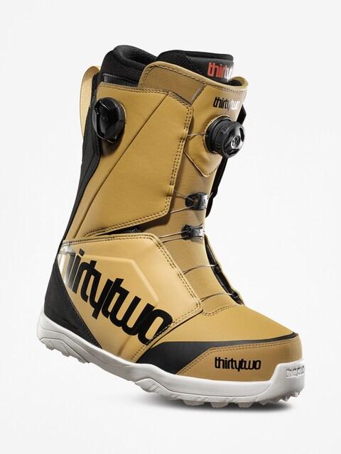 ThirtyTwo Lashed Double Boa Snowboardschuhe (gold/black)