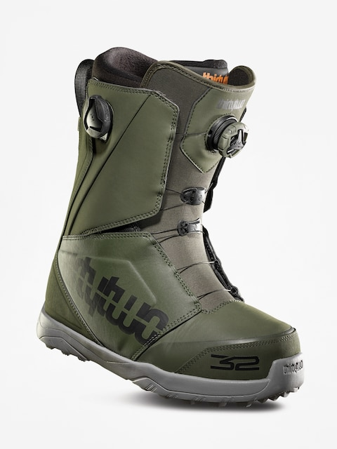 ThirtyTwo Lashed Double Boa Snowboard boots (olive)