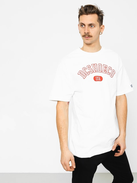 DC Arch T-shirt (white)