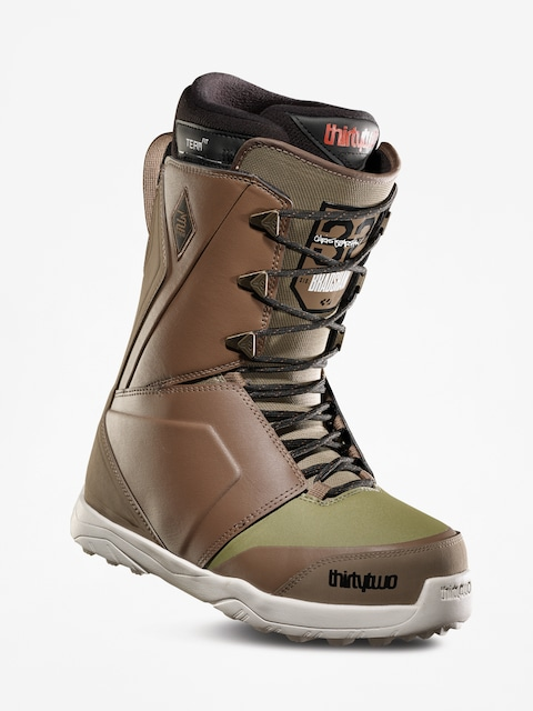 ThirtyTwo Lashed Bradshaw Snowboard boots (brown/green)