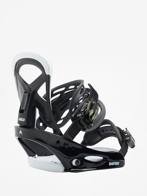 Burton Smalls Snowboard bindings (black)