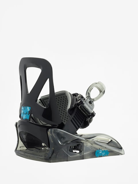 Burton Grom Snowboard bindings (black)