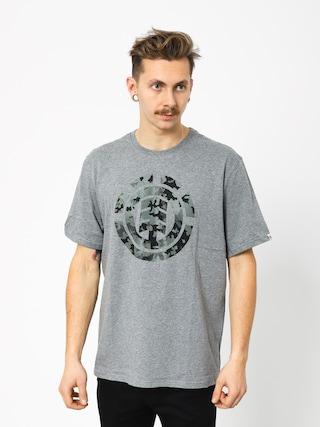 Element Bark Logo T-shirt (grey heather)