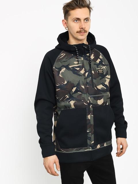 Burton Crown Bndd ZHD Active sweatshirt (seersk/trublk)