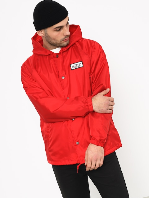 Brixton Palmer HD Jacket (red/navy)
