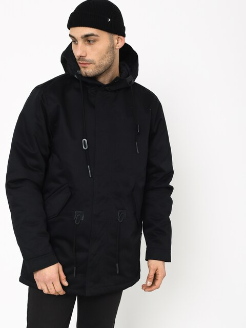 Brixton Monte Jacket (black/black)