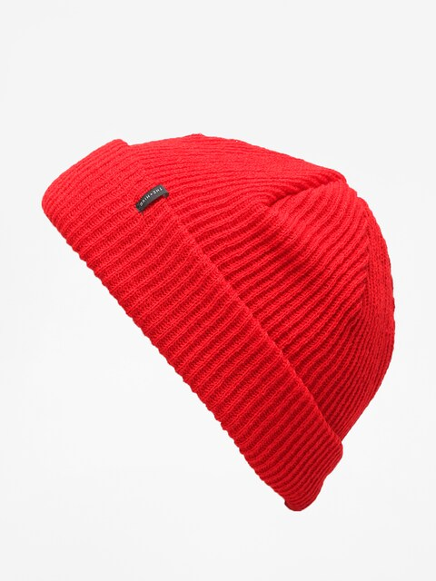 The Hive Docker Short Beanie (red)