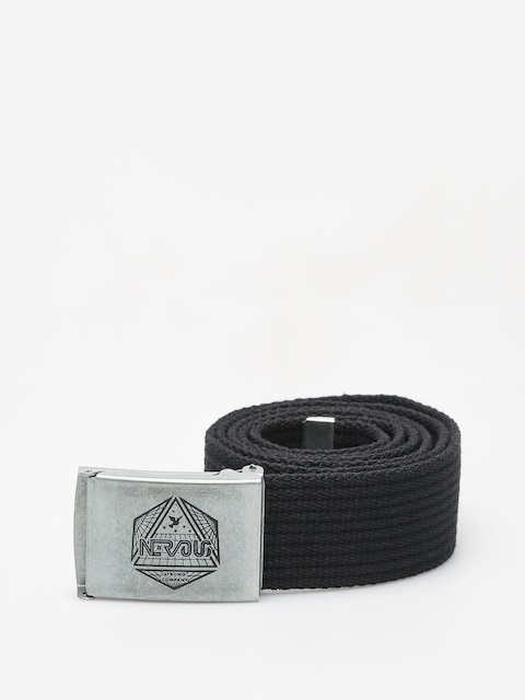Nervous Arcade Belt (black/silver)