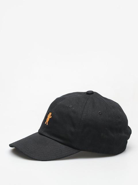 Grizzly Griptape Og Dad Bear ZD Cap (black)