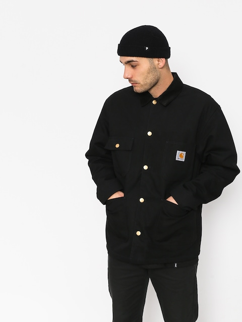 Carhartt WIP Og Chore Coat Jacket (black)