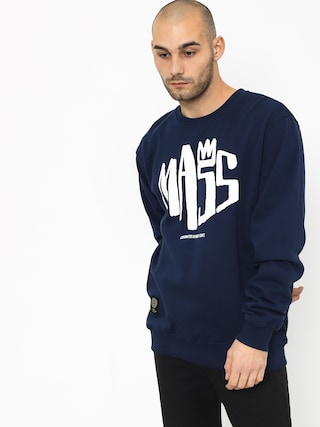 MassDnm Crown Sweatshirt (navy)
