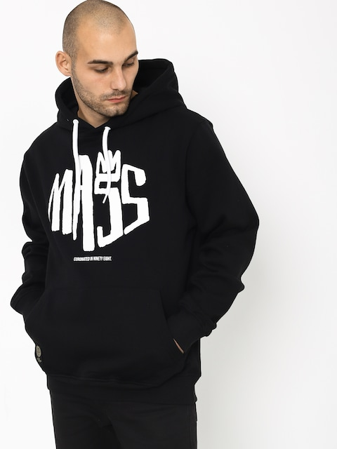 MassDnm Crown HD Hoodie (black)