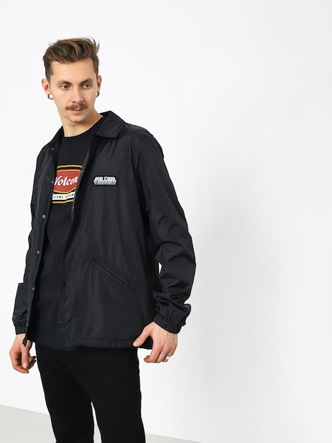 Volcom Brews Coach Jacket (blk)