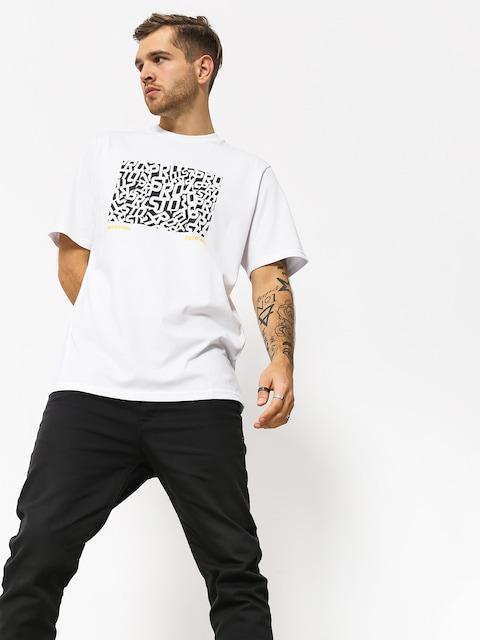 Prosto Ofmind T-shirt (snow)
