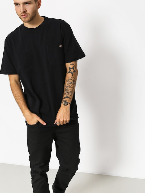 Dickies Pocket T-shirt (black)
