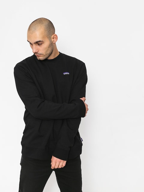Patagonia Label Uprisal Sweatshirt (black)