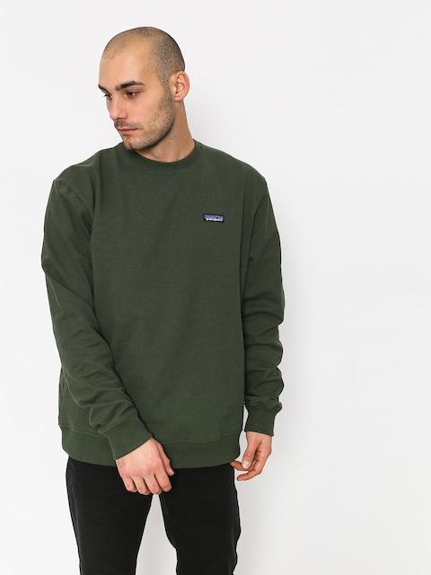 Patagonia Label Uprisal Sweatshirt (nomad green)