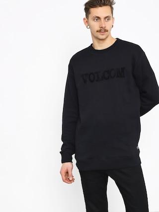 Volcom Cause Crew Sweatshirt (blk)