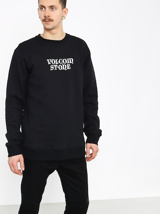 Volcom Supply Stone Crew Sweatshirt (nbk)