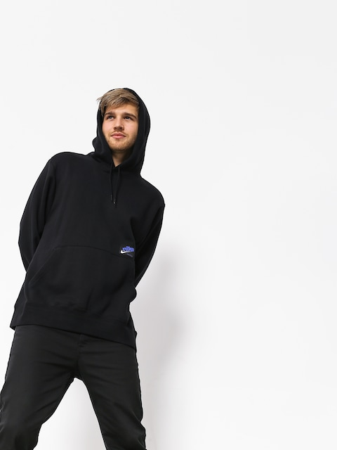 Nike SB Sb Icon 2002 HD Hoodie (black/white)