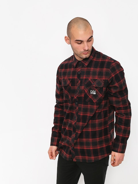 Fox Traildust Flannel Shirt (crdnl)