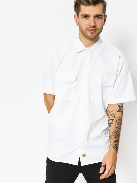 Dickies Shirt Work (white)