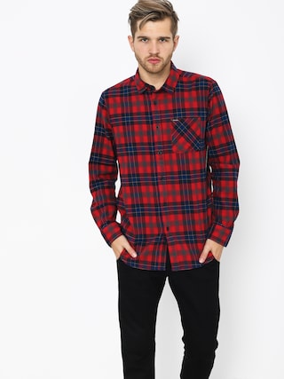 Volcom Caden Plaid Shirt (enr)
