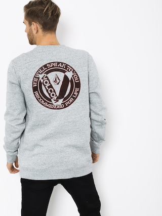 Volcom Supply Stone Crew Sweatshirt (stm)