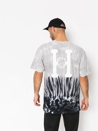 HUF Spitfire Classic H Td T-shirt (black)