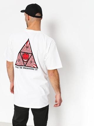 HUF Spitfire Tt T-shirt (white)