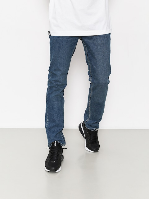 Brixton Reserve 5 Pkt Denim Pants (worn indigo)
