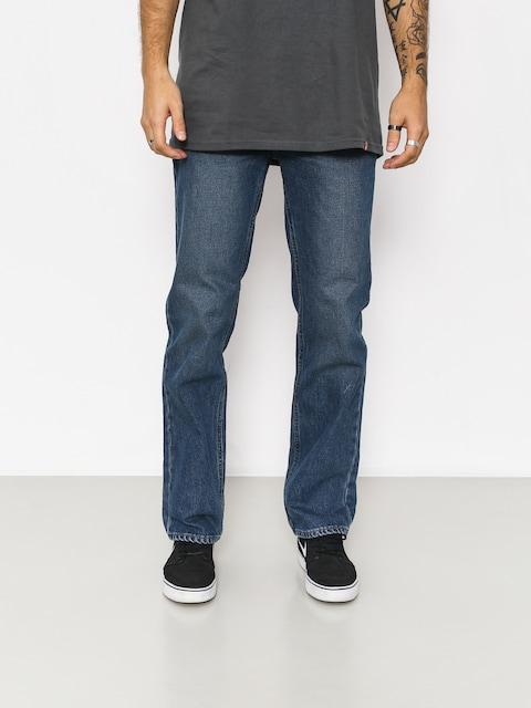 Brixton Labor 5 Pkt Denim Pants (worn indigo)