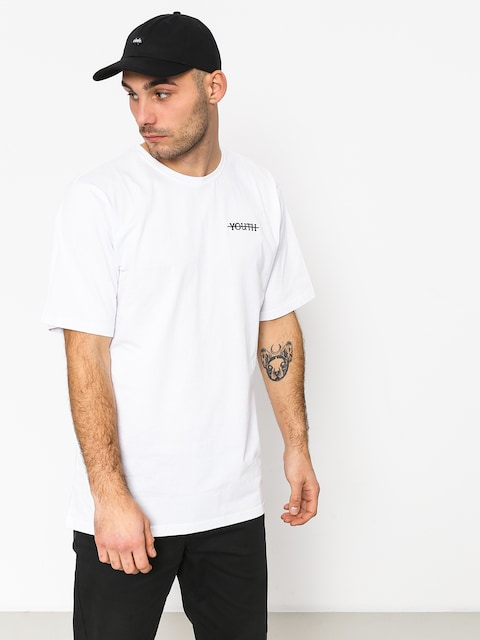 Youth Skateboards Logo T-shirt (white)