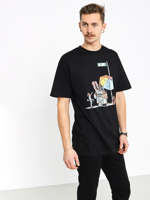 DGK Vendor T-shirt (black)