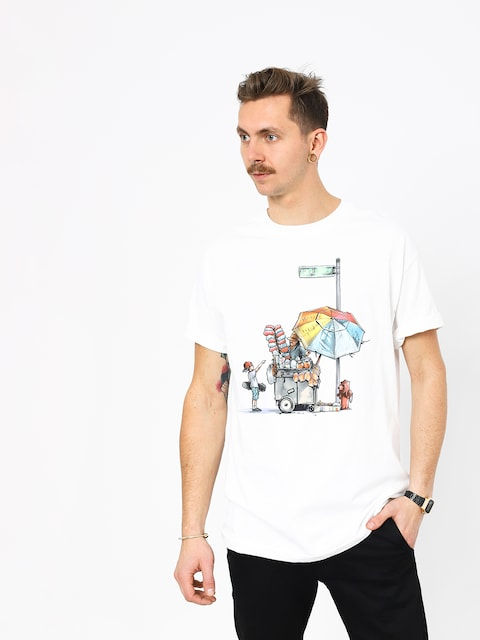 DGK Vendor T-shirt (white)