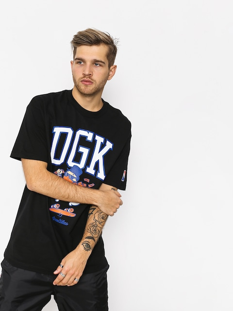 DGK T-shirt Game Killers (black)