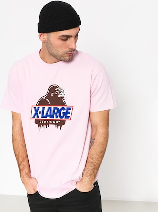 XLARGE Hungry T-shirt (pink)