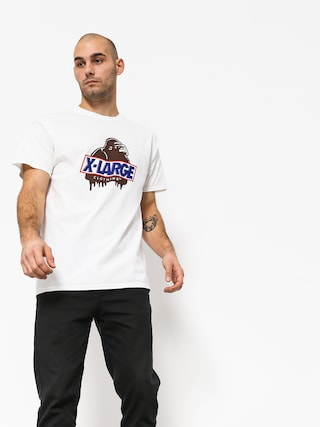 XLARGE Hungry T-shirt (white)
