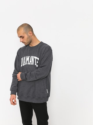 Diamante Wear College Sweatshirt (grey)