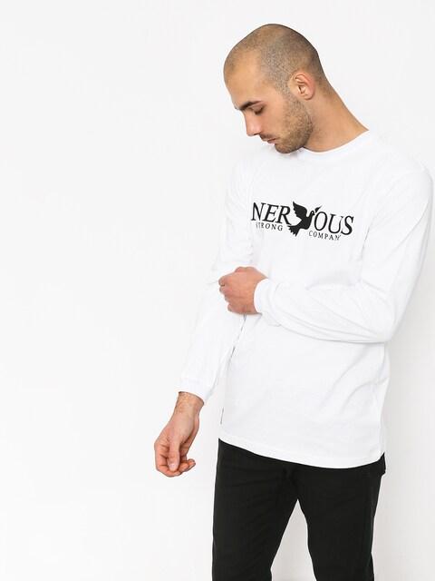 Nervous Classic Longsleeve (white)