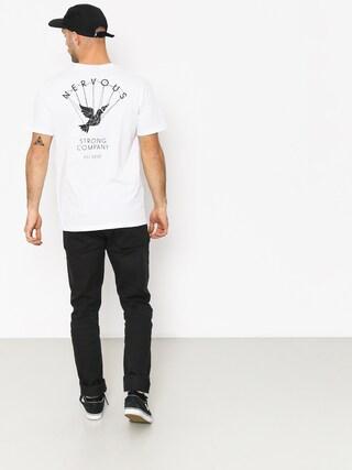 Nervous Web T-shirt (white)