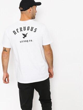 Nervous Ltd T-shirt (white)