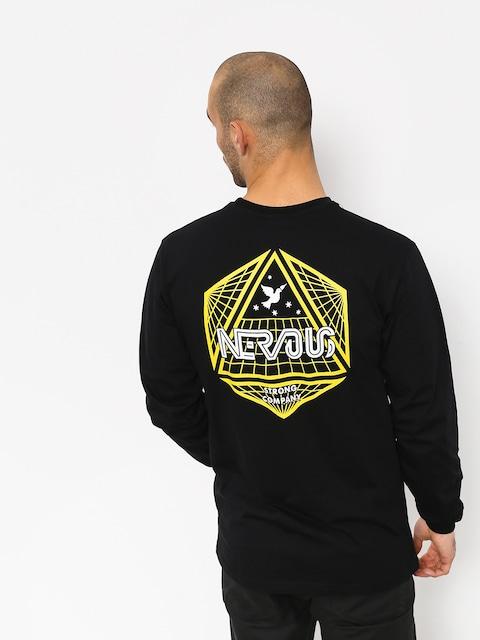 Nervous Arcade Longsleeve (black)