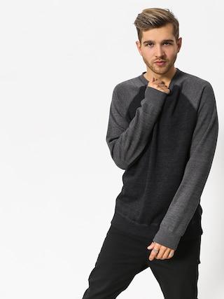 Element Sweatshirt Meridian Block Crew (flint black)