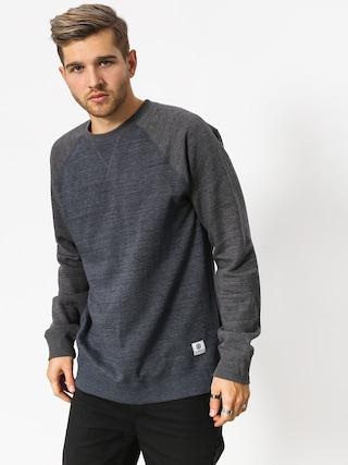 Element Sweatshirt Meridian Block Crew (india ink)