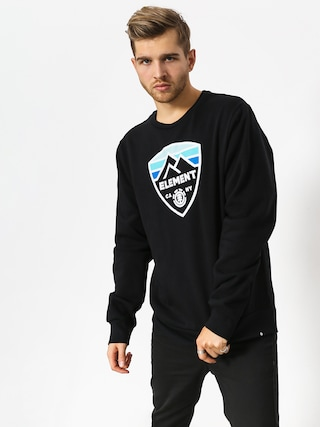 Element Sweatshirt Guard Crew (flint black)