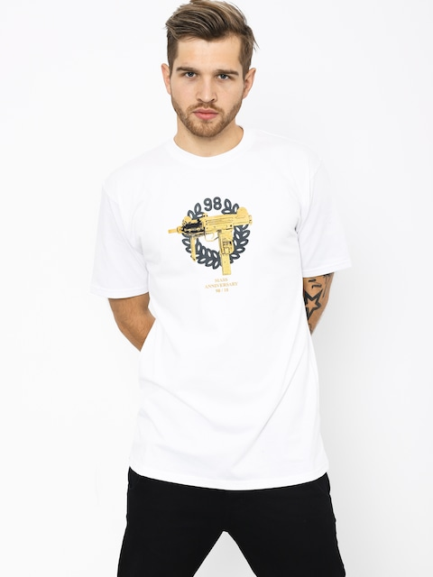 MassDnm Golden Uzi T-shirt