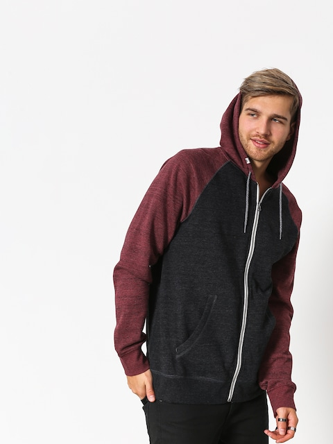 Element Hoodie Meridian Block ZHD (flint black)