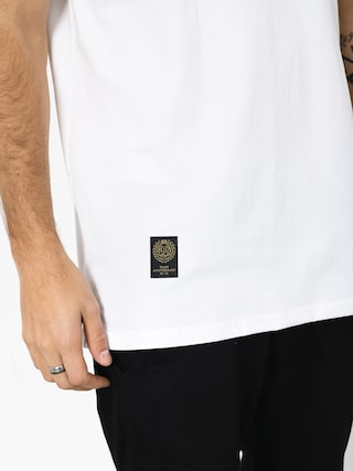 MassDnm Golden Crown T-shirt (white)