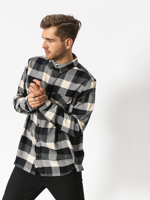 Element Tacoma 2.0 Shirt (flint black)